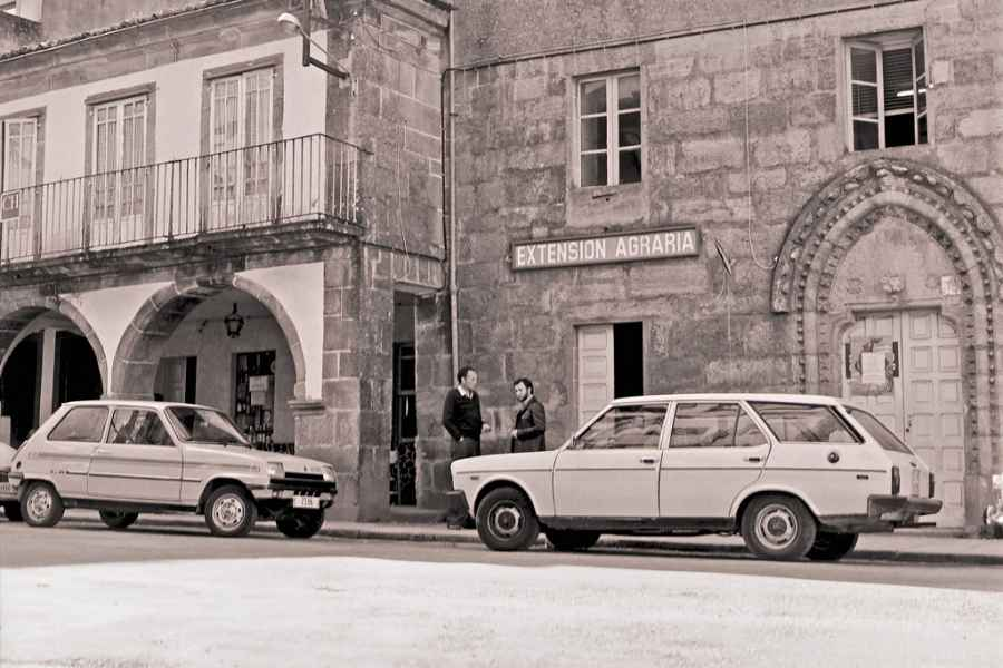 Axencia de Extensión Agraria. Noia (A Coruña), 1980
